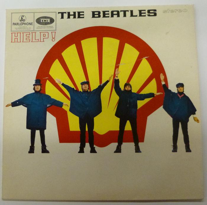 Original Beatles Shell LP Album, 1979