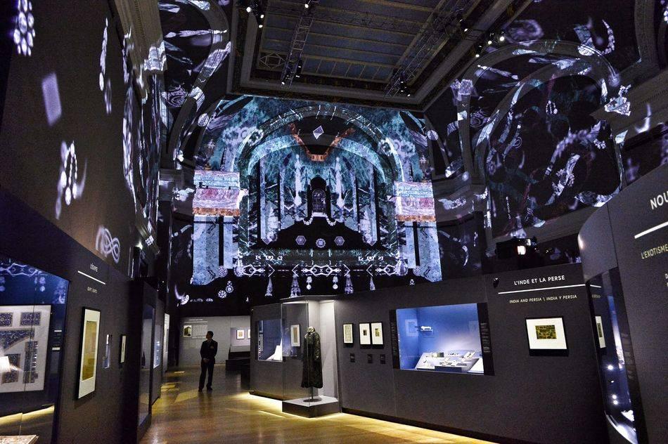 Cartier exhibit at Le Grand Palais. Photo: Senatus.net