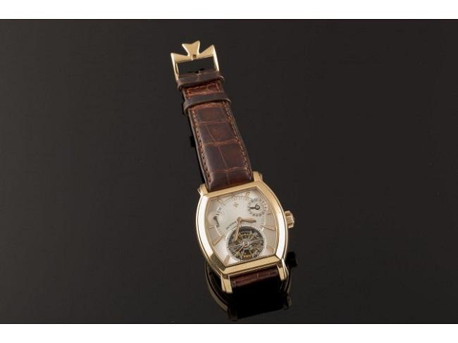 Reloj Vacheron Constantin Malte Tonneau de oro