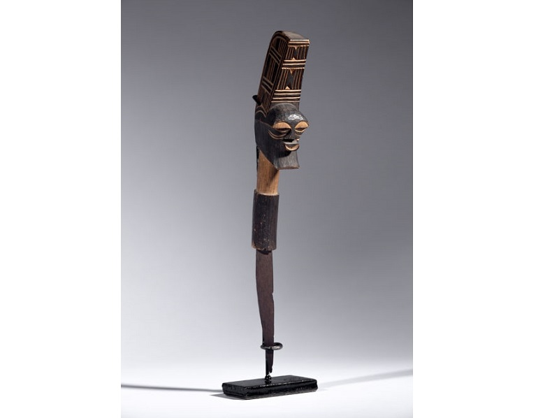 Cuchillo SONGYE. R. D. Congo (ca.1920-1930)
