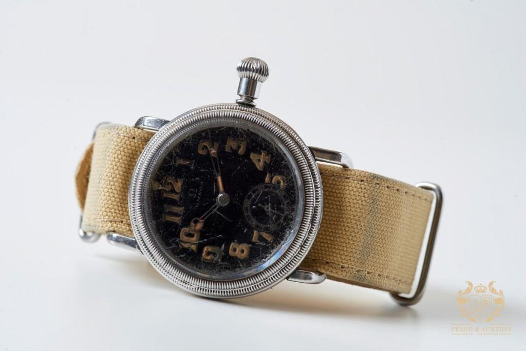 OMEGA - Pilot-klocka från andra världskriget