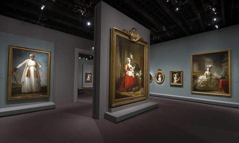 'The Élisabeth Vigée Le Brun Retrospective' at Le Grand Palais, Paris