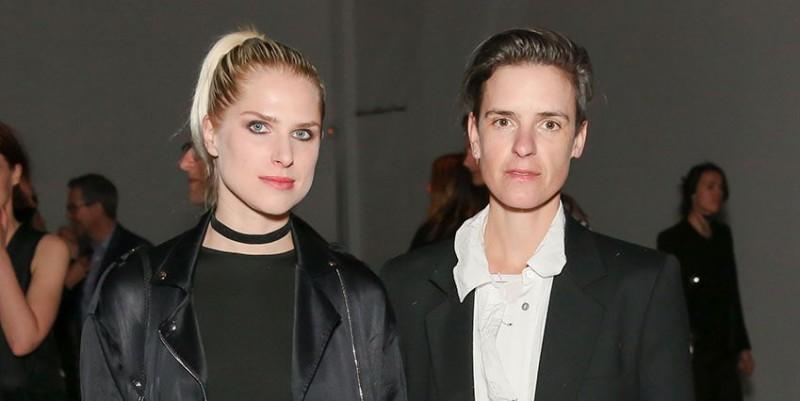 Sophie Mörner & Cajsa von Zeipel. Foto: DI Weekend.