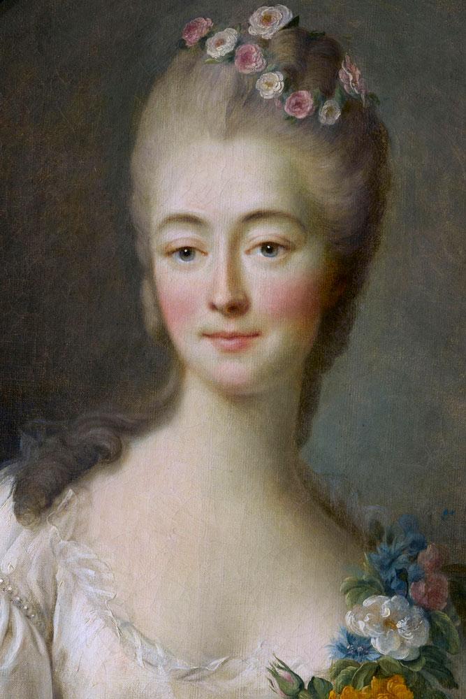 A young Madame du Barry. Image: Chateau de Versailles