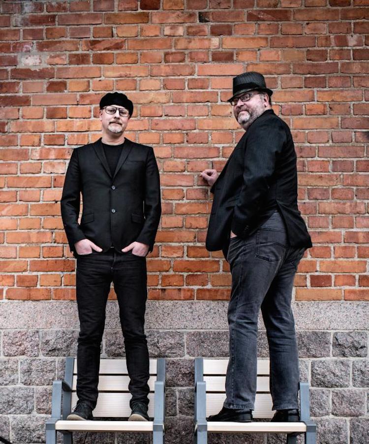 Bröderna Jan och Per Broman. Bild: DN.se