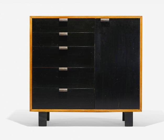George Nelson & Associates cabinet, model 4621. Utrop: 5 700 SEK