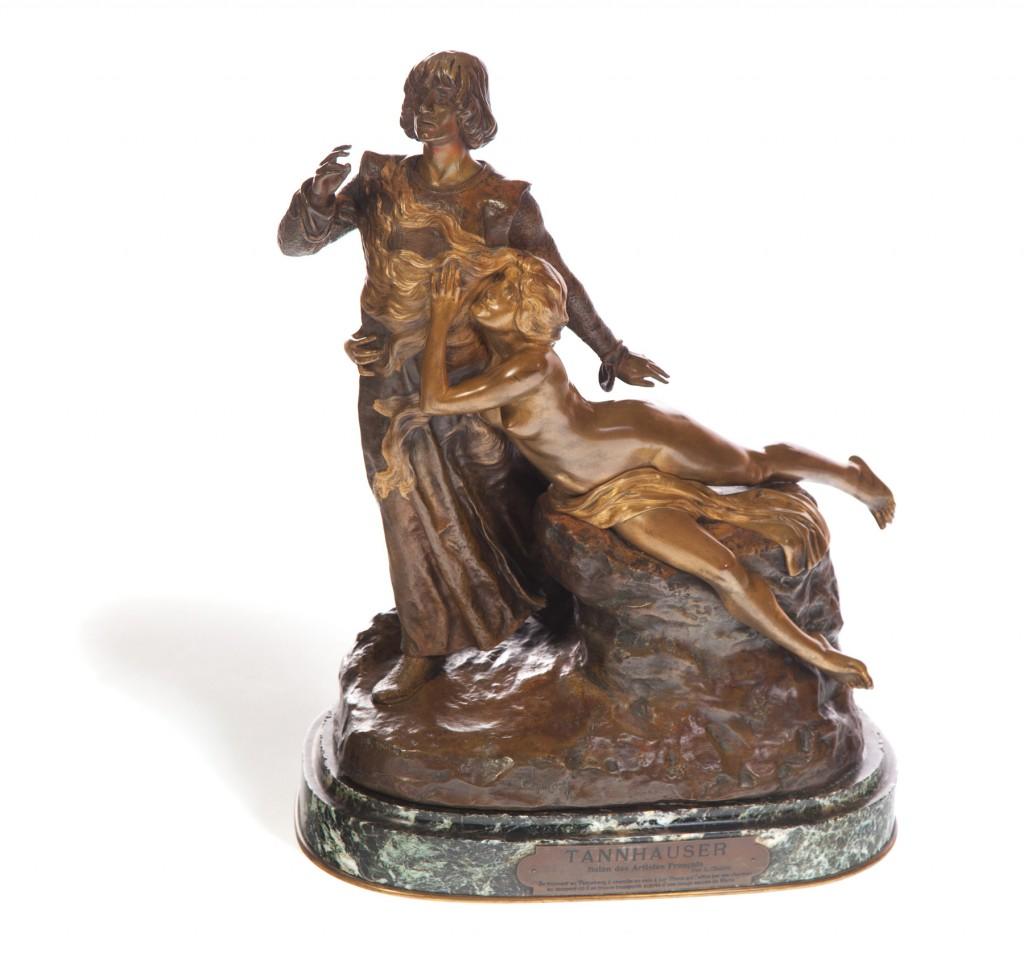 Over two dozen bronzes