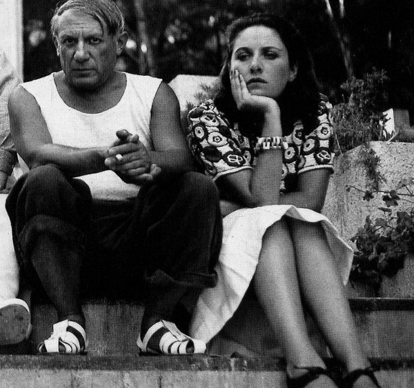 Picasso et Dora Maar par Man Ray