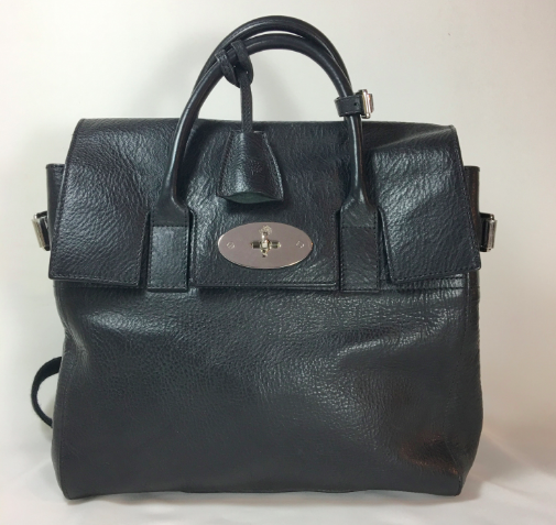 Mulberry + Cara Delevingne convertible three-in-one bag. Still in fashion