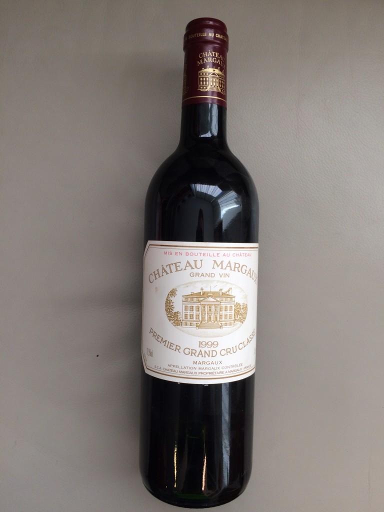 Ch. Margaux 1999 Mindestpreis: 450 EUR