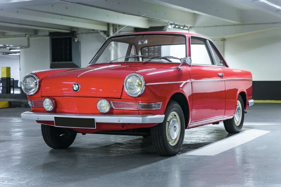 BMW 700 Sport Coupé 1961