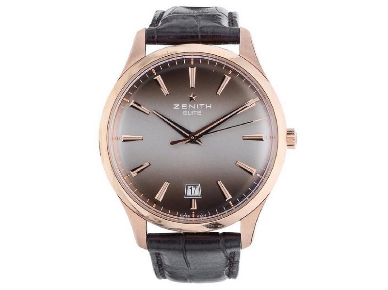 Reloj ZENITH Elite en oro rosa