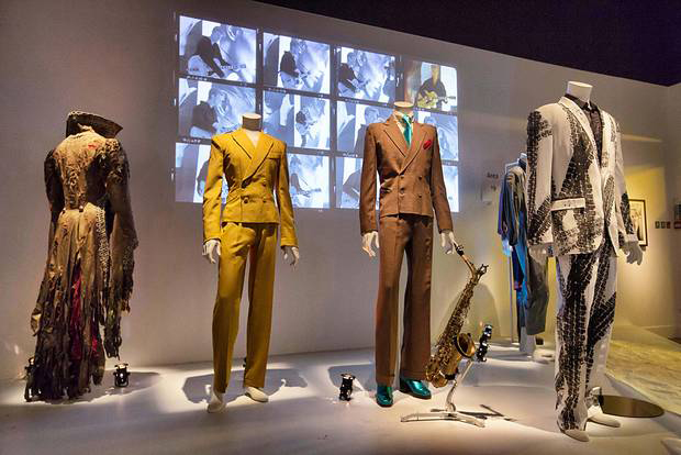 David Bowie is - V&A Museum Image via phaidon.com