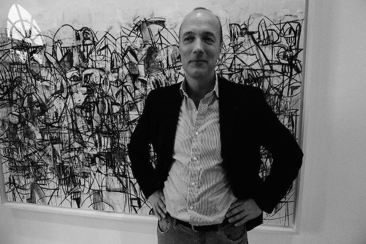 En av världens ledande gallerister och konsthandlare, Per Skarstedt