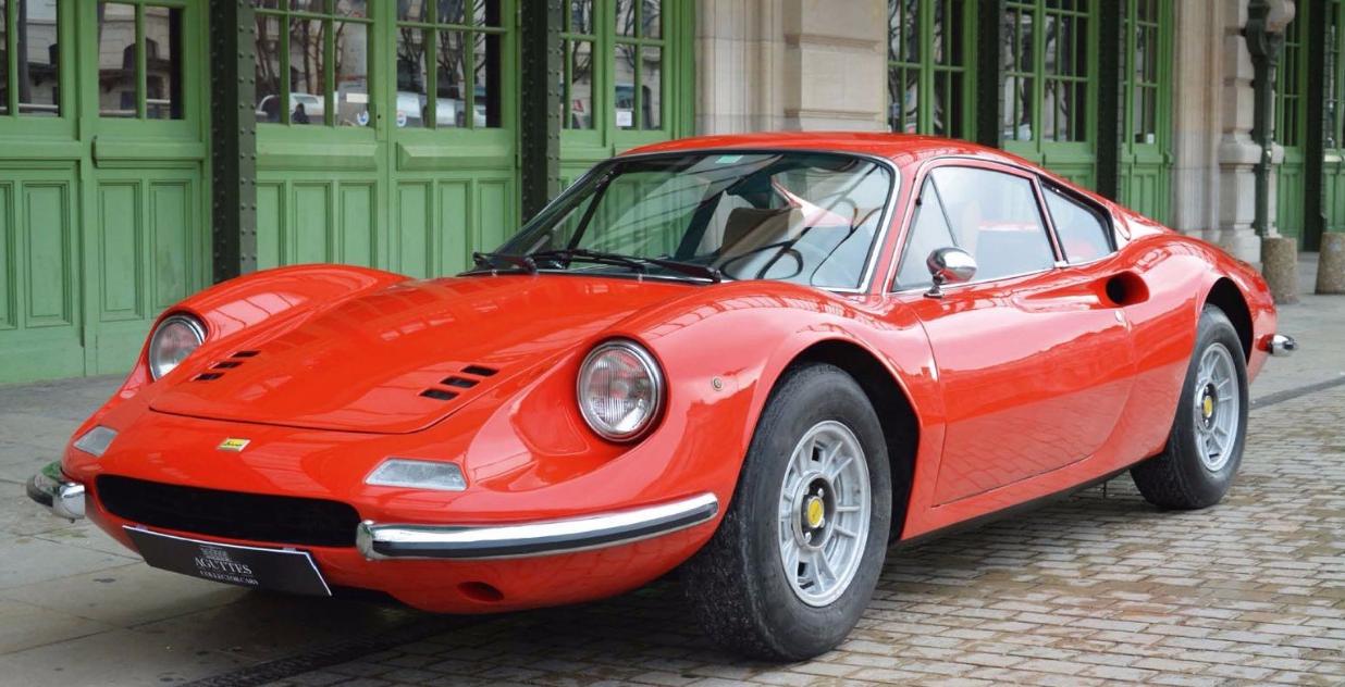 1975 - DINO 246 GT