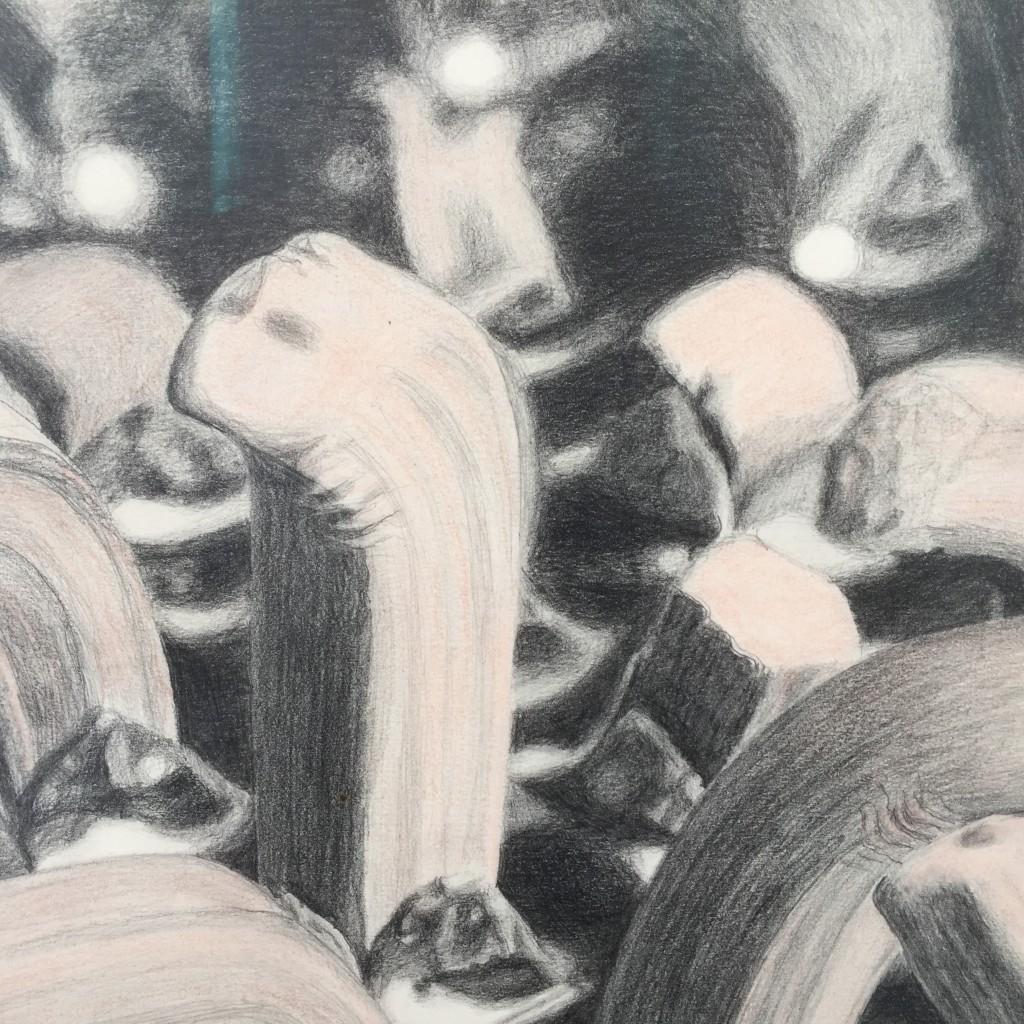 Närbild ur Bild III.