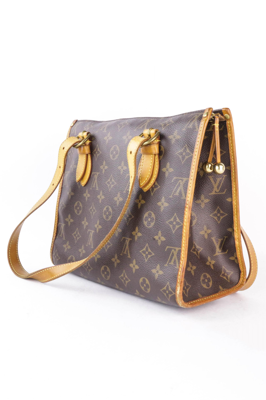 Louis Vuitton Monogram Canvas Shoulder Bag. Photo: John Pye