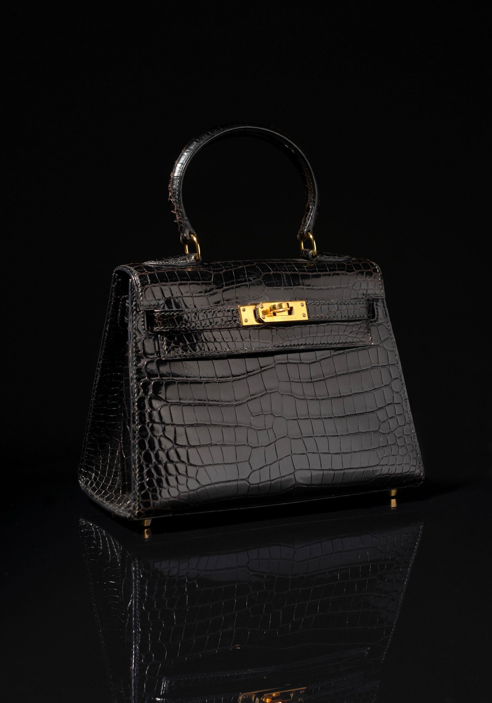 Mini sac « Kelly », Hermès, 1984, image ©HVMC