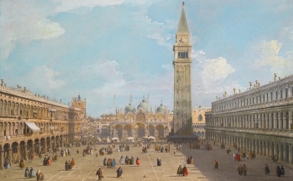 Giovanni Antonio Canal. Utropspris: 58 300 000 SEK. Sotheby's