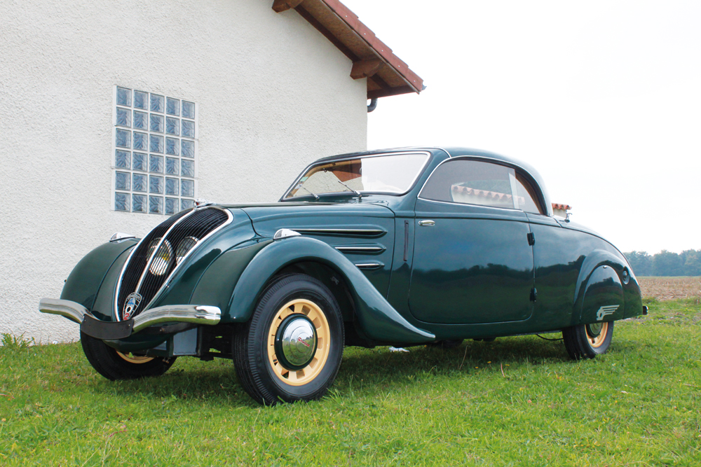 1937 PEUGEOT 402 «ECLIPSE»