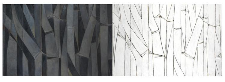SIRAK MELKONIAN. Untitled, 2000-2001. Sold for $44,569. Bonhams