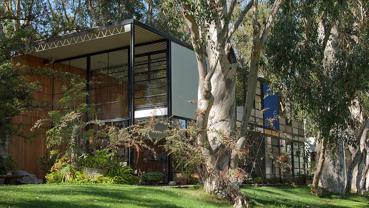 Charles and Ray Eames, Case Study House, 1949. Photo: Getty