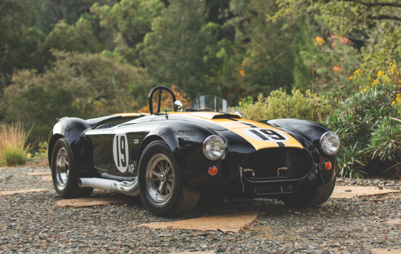 Lot 140 – 1965 Shelby 427 Competition Cobra