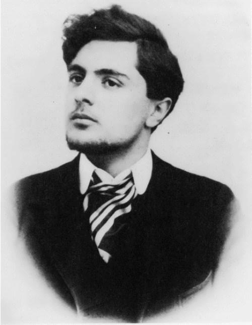 Amadeo Modigliani, 1884-1920. Bild: mirfaces.com