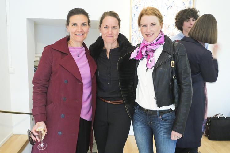 Irena Bonnier, Adrienne de Geer & Sofia Gyllenhammar