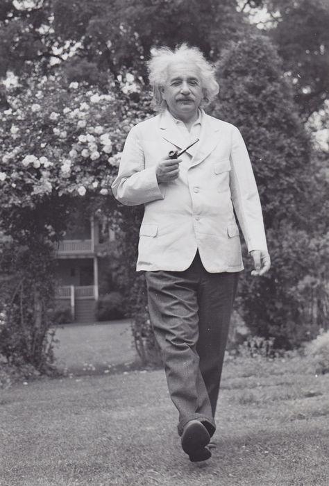 Professeur Albert Einstein - Princeton - 1938