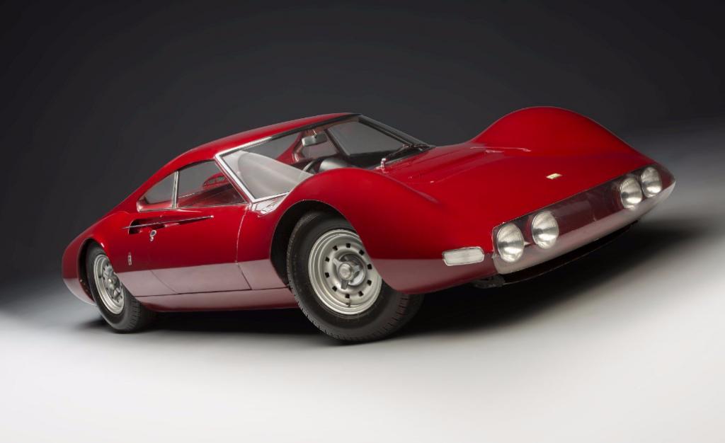 1965 Dino Berlinetta Speciale par Pininfarina