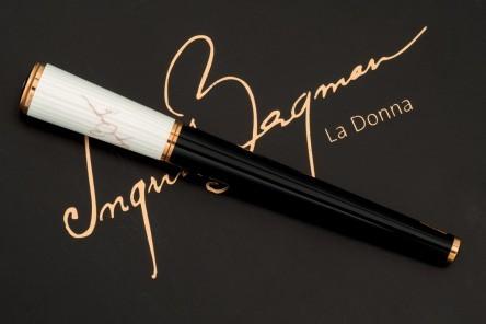 Ingrid Bergman Fountain Pen 'La Donna', 2009. Photo: Duran Subastas