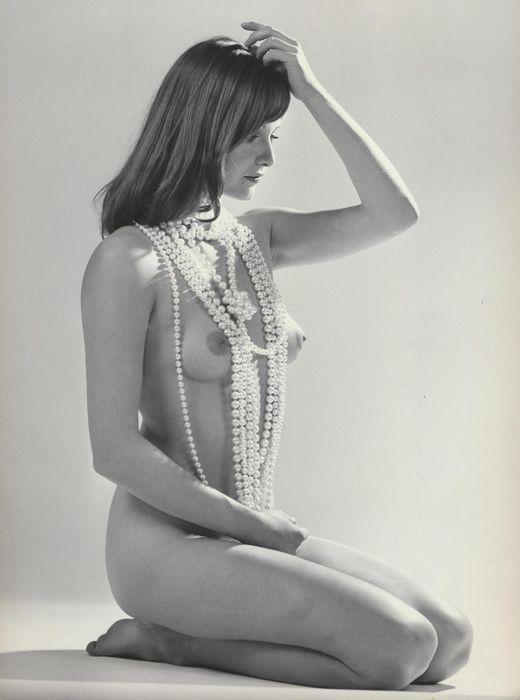 Stone Jakobeen, Anita Jantzen Nude with Pearls, 1972
