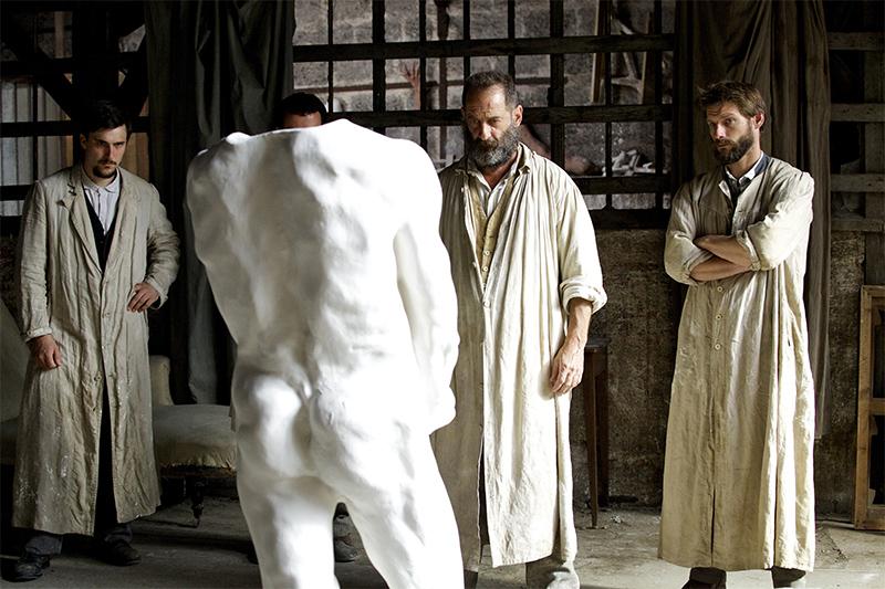 """Vincent Lindon dans le film français de Jacques Doillon """"Rodin"""" © Shanna Besson / Les Films du Lendemain"""