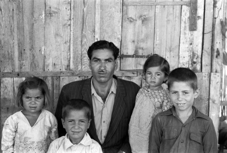 Anonymous. South Lebanon, 1952. Hashem el Madani 2007 by Akram Zaatari born 1966
