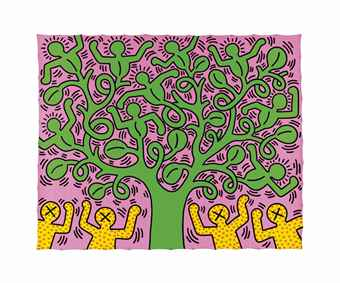 Keith Haring, Tree of Life