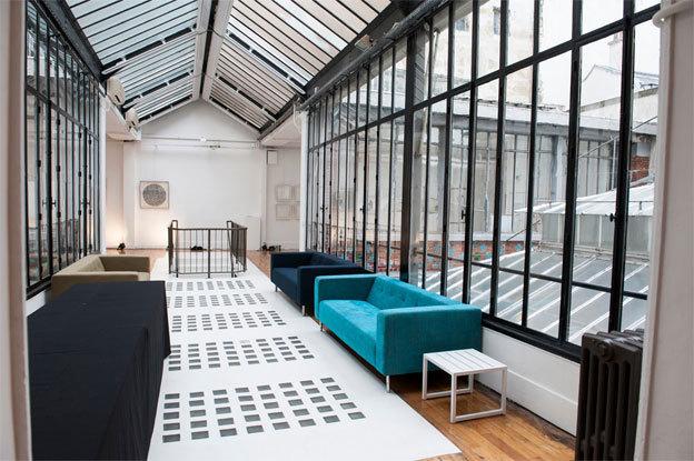 DDessin aura lieu dans le cadre lumineux de l'Atelier Richelieu Image via expointhecity.com