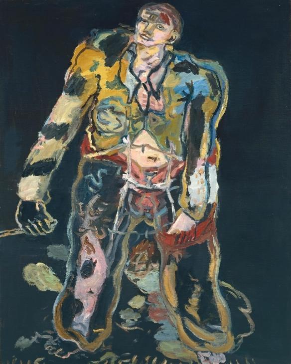 Georg Baselitz, Rebel, 1965