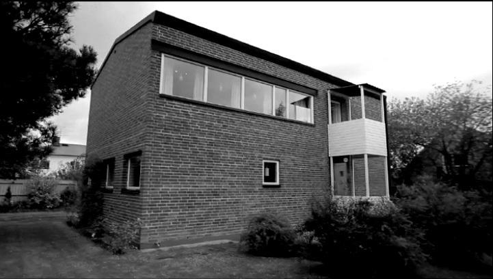Villa Göth in Uppsala