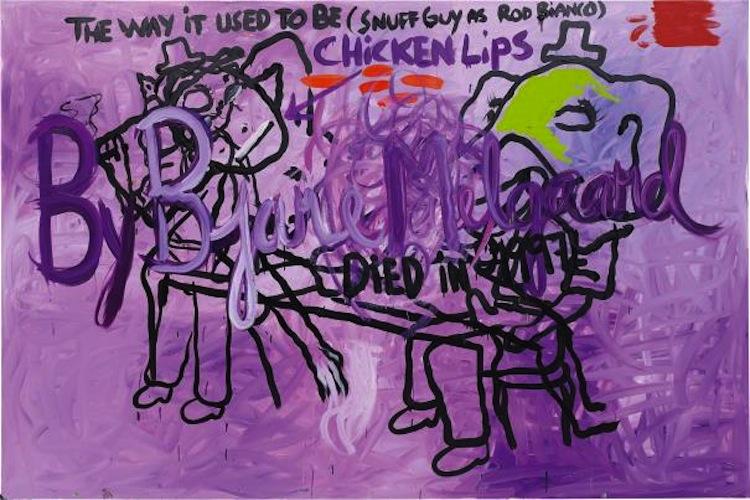 """Bjarne Meelgaards """"Untitled"""" från 2007, Barnebys"""