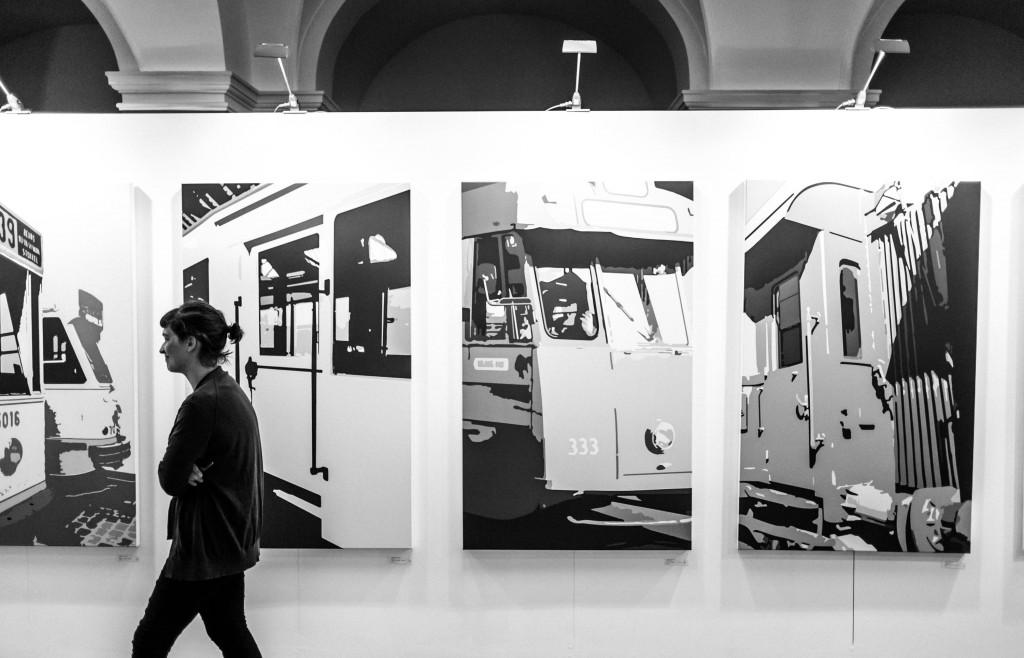 Cette année, 75 artistes présenteront leurs travaux © DR