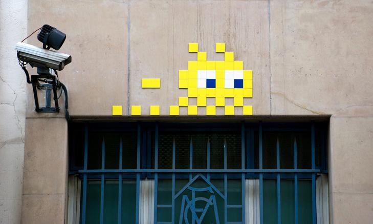 Invader, immagine via fnmnl.tv