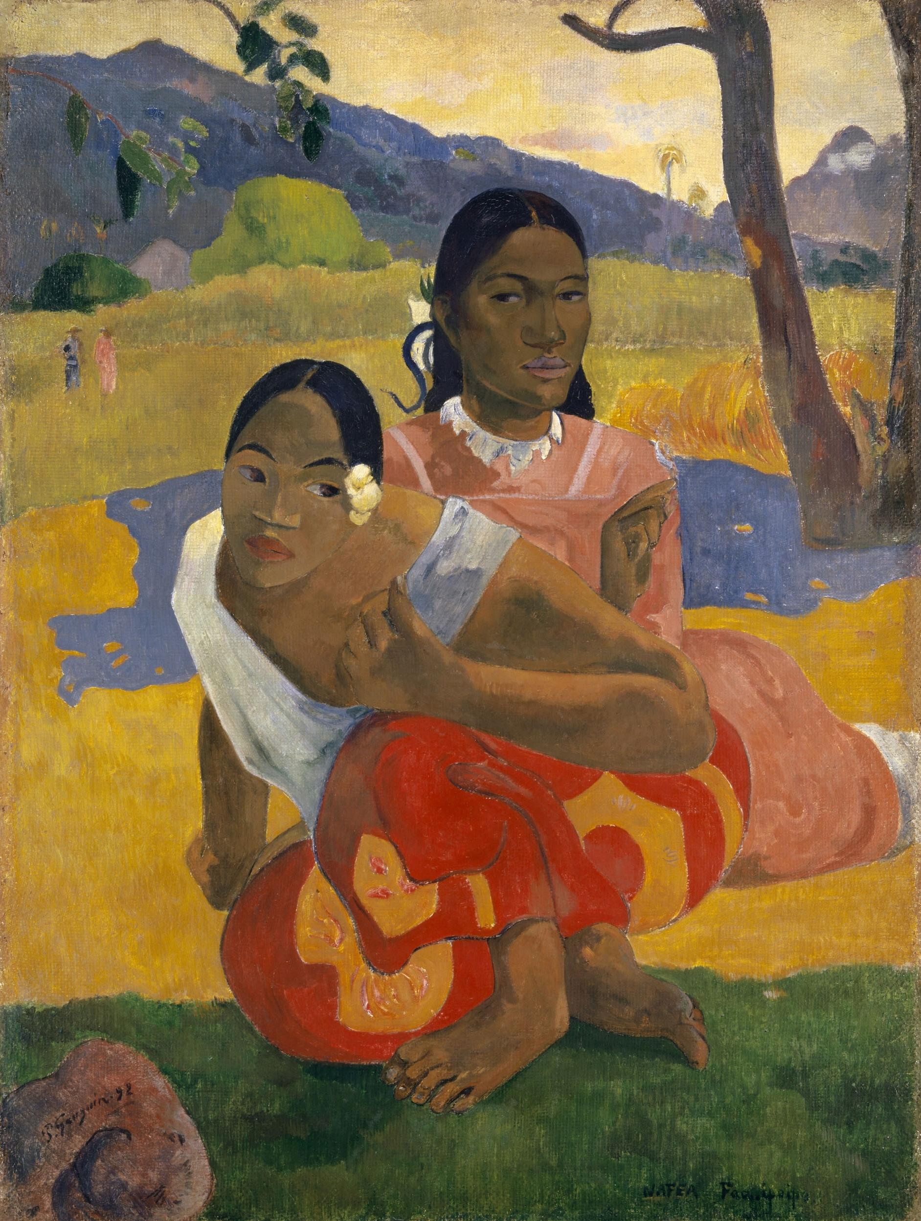 Paul Gauguin, Nafea faa ipoipo, 1892