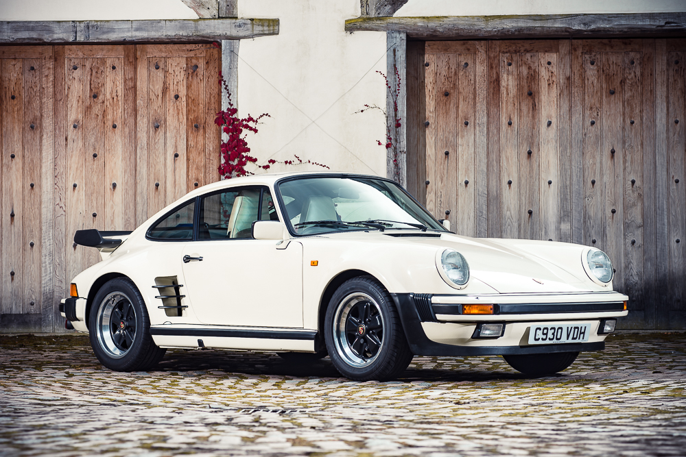 1985 Porsche 911 (930) Turbo SE