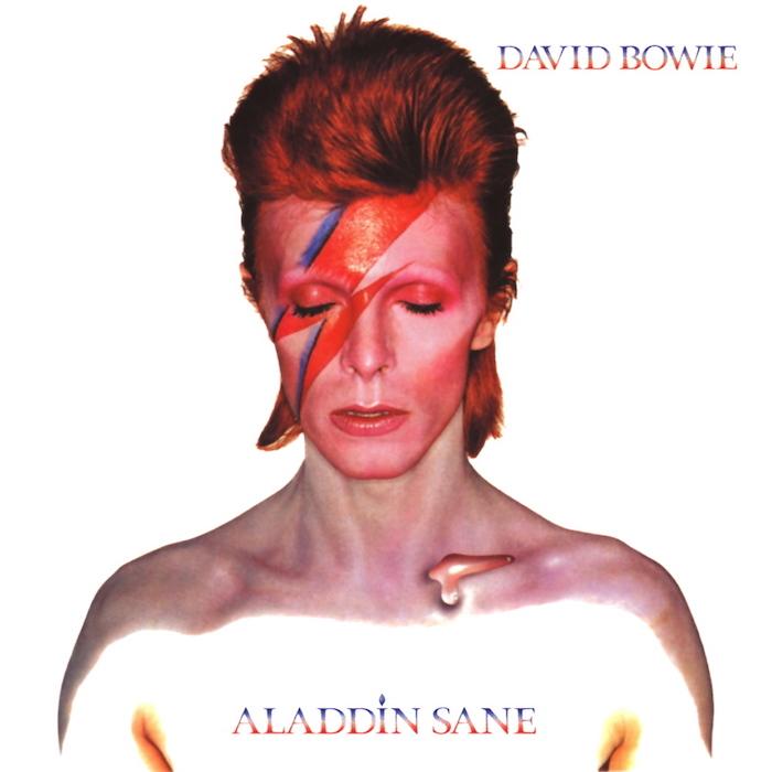 Bowie som Aladdin Sane Foto: RCA Records