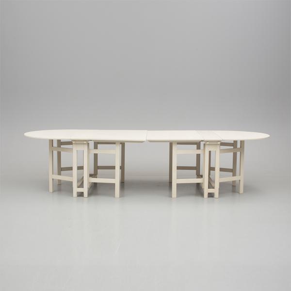 "Slagbord, ""Bergslagen"", ur Ikeas 1700-tals serie. 1990-tal. Slutpris: 10 500 kronor, Bukowskis Market, 2015."