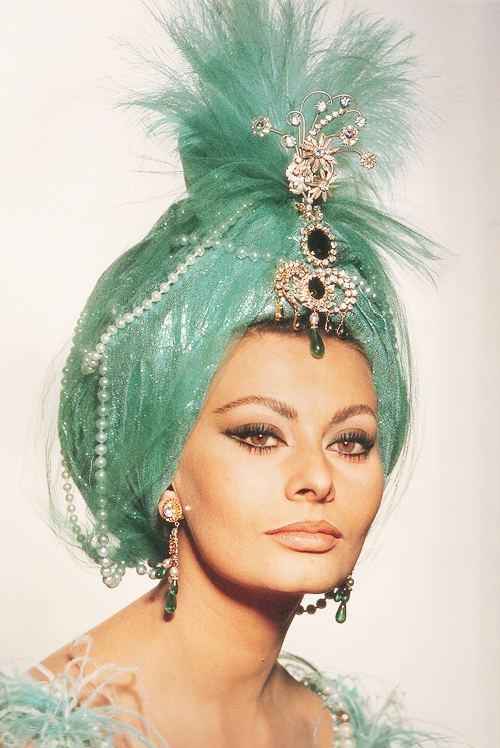 Sophia Loren, reine des sixties