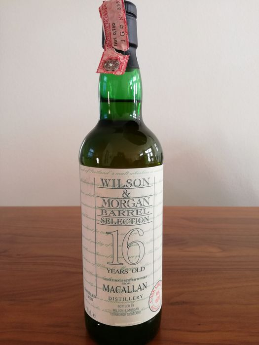 Macallan 1980 Single Cask 16 Jahre