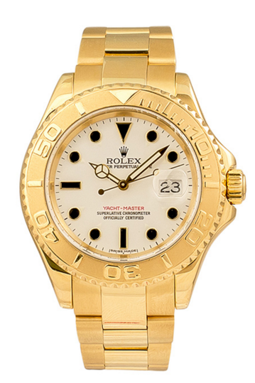 Rolex Yacht-Master en or 18 carats Silverstone Auctions