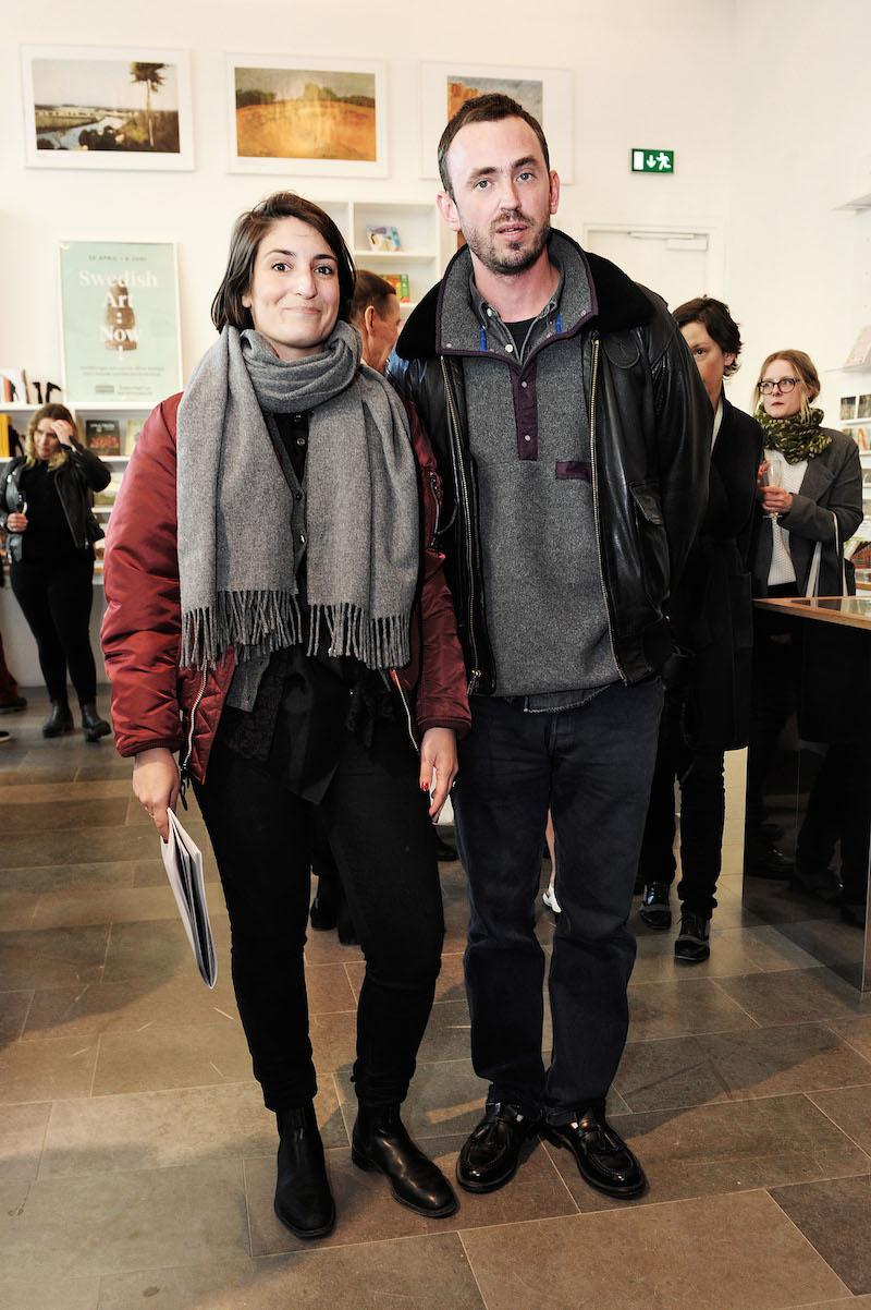 Saskia Neuman och Axel Petersen